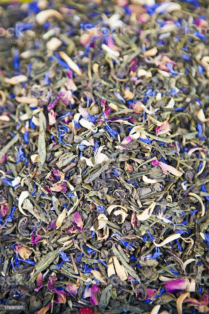 Aromatic Teas royalty-free stock photo