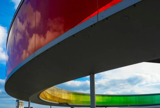 ARoS Aarhus Art Museum, Aarhus, Denmark stock photo