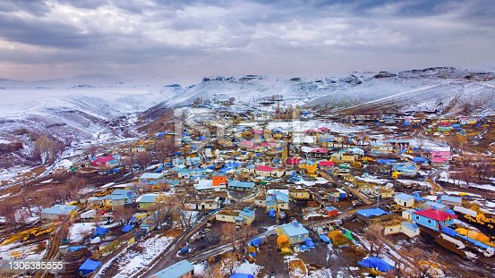 Kars is the most eastern city of Anatolia border with Armenia