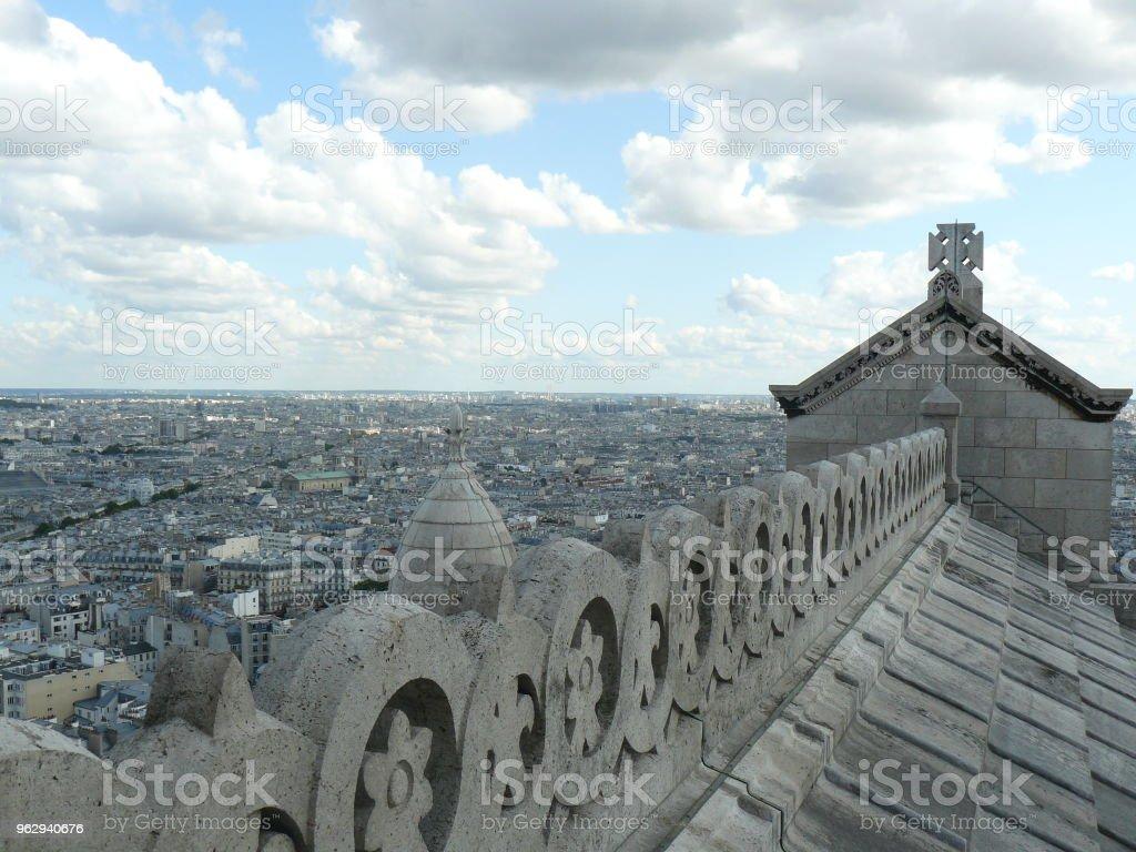 Arquitectura en París stock photo