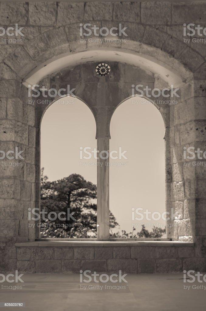 Arquitetura Libanesa stock photo