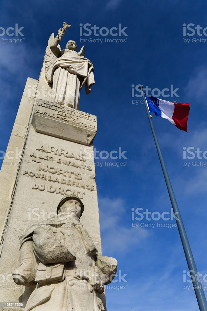 Arras stock photo