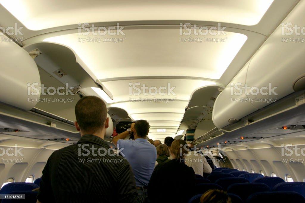 Arrival stock photo