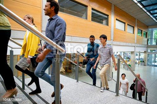 istock Arriving at University 1048725654