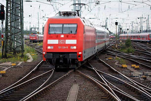 Deutsche Bahn Stock Exchange