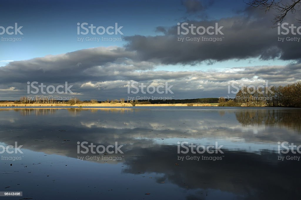 Arrow landscape - Royalty-free Abstract Stock Photo