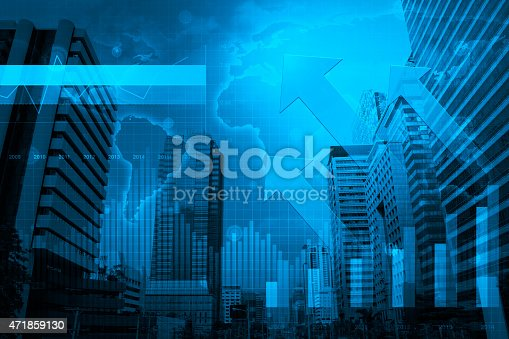 474950718istockphoto Arrow map business, Elements of this image furnished by NASA 471859130