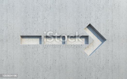1062884120istockphoto arrow show direction 1053834190