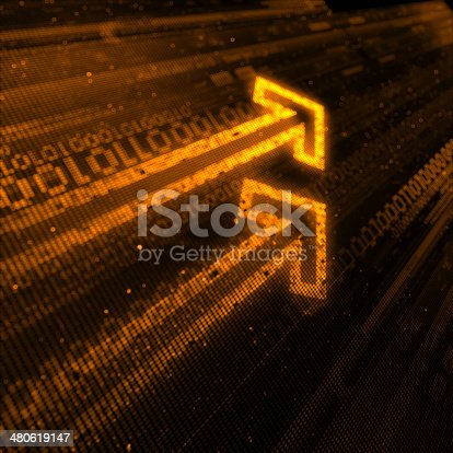 istock Arrow Sign 480619147