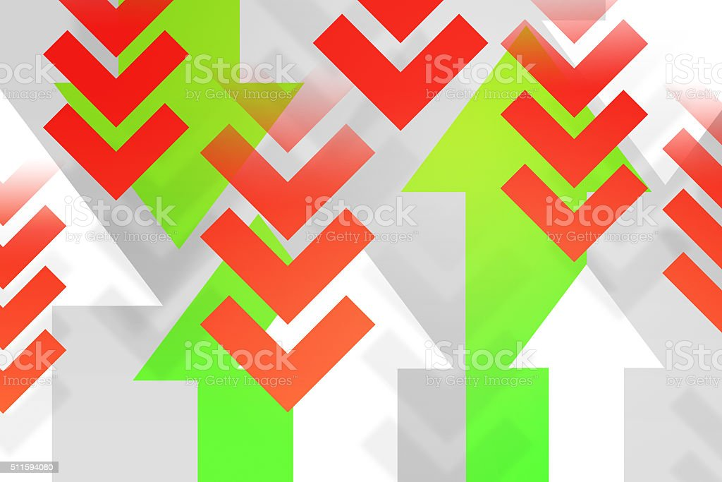 Arrows Abstract Texture stock photo