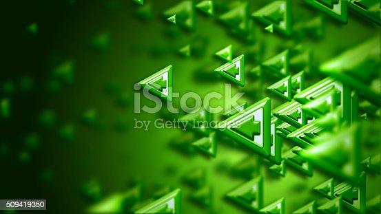 istock arrows as a concept and a sign of the right choice 509419350