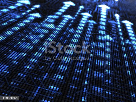 istock Arrows background 118386322