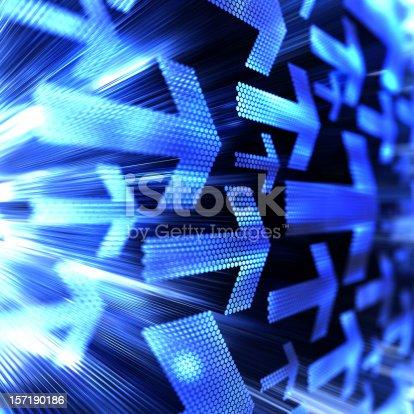 157434064istockphoto arrows background 157190186