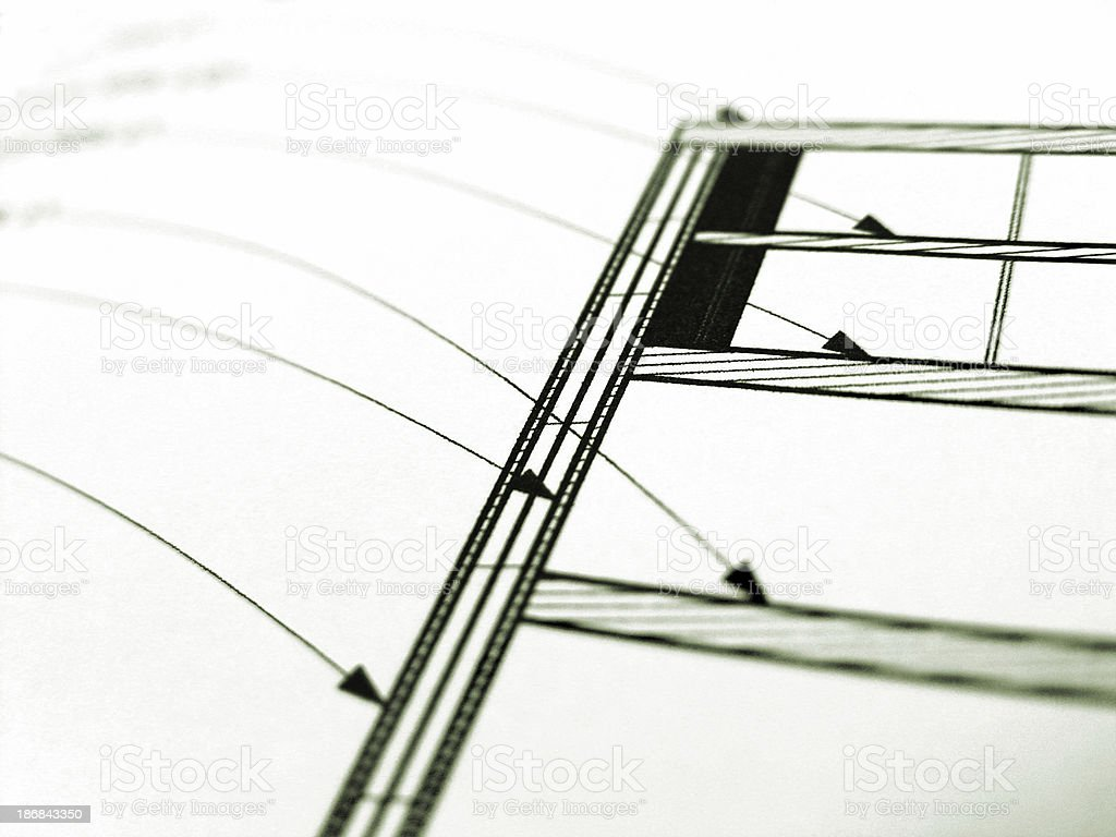 Arrows royalty-free stock photo