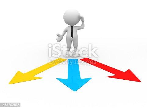 istock Arrows 465702538