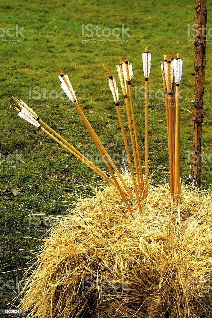 arrows royalty free stockfoto