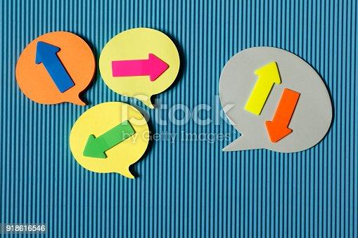 istock Arrows 918616546