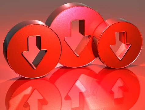 1023882582 istock photo 3D Arrows Red Sign 177713466