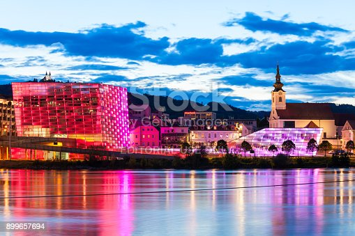 istock Ars Electronica Center, Linz 899657694