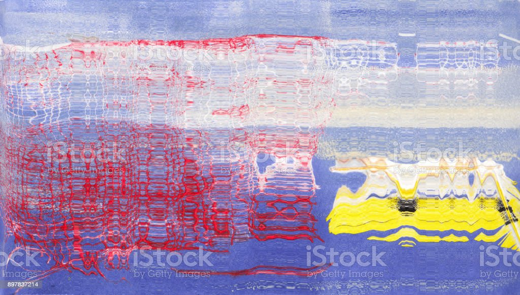 Art abstract background. Pattern and effect print on paper. Wood cut....