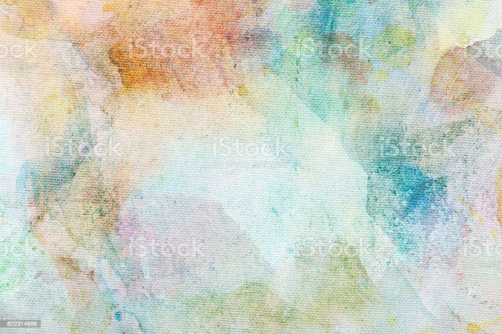 Kunst abstrakte Textur Leinen Hintergrund gemalt auf Kunst – Foto