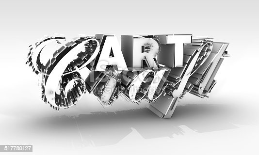 517780131 istock photo Art and Craft in Grayscale 517780127