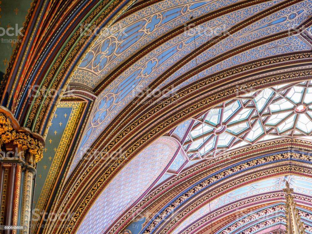 Art à la Basilique Notre-Dame, Montréal - Photo