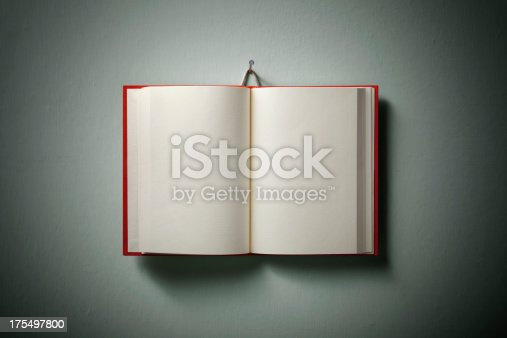 Art book. Book hanging on the wall.Similar photographs from my portfolio: