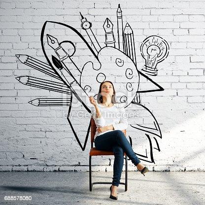 istock Art concept 688578080