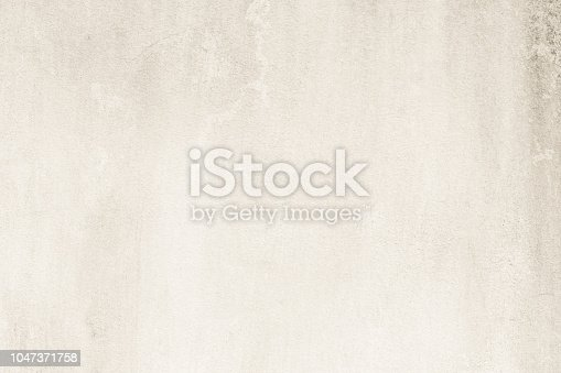 istock Art concrete or stone texture for background in black, cream and white colors. Cement and sand wall of tone vintage. 1047371758