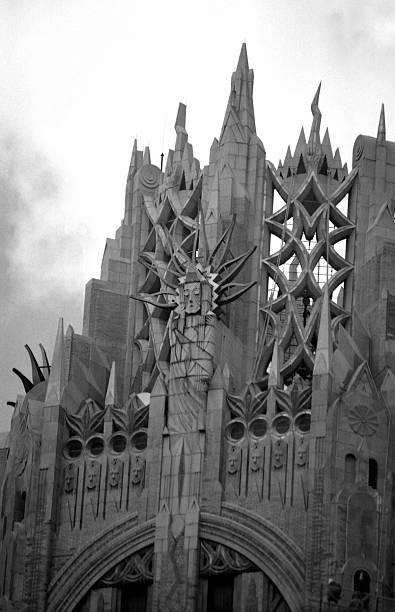 Art Deco Details stock photo