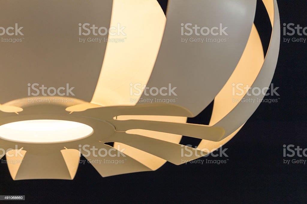Art Deco Light stock photo