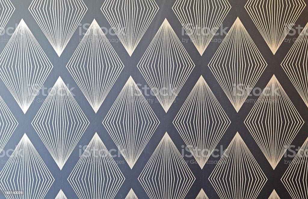 art decor wallpaper stock photo