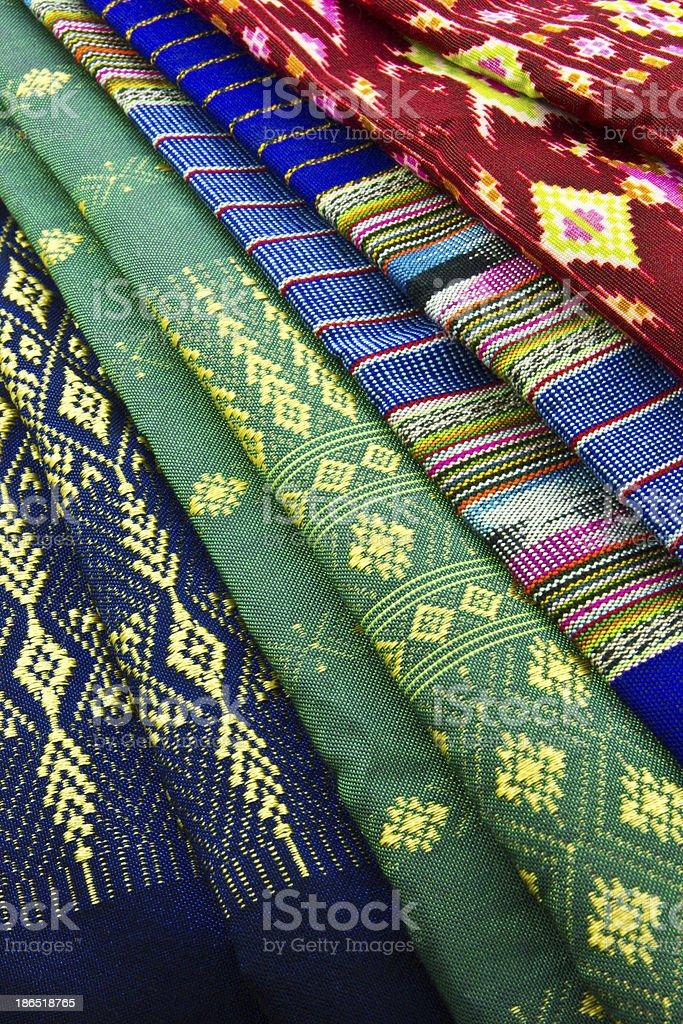 Art design fabric royalty-free stock photo