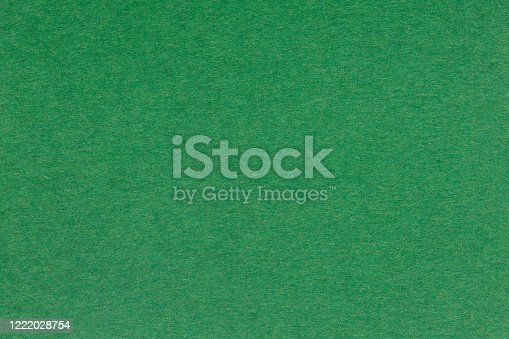 Art green paper textured background. High quality image.