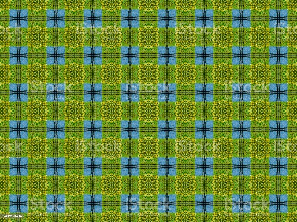 art green pattern illustraiton background stock photo