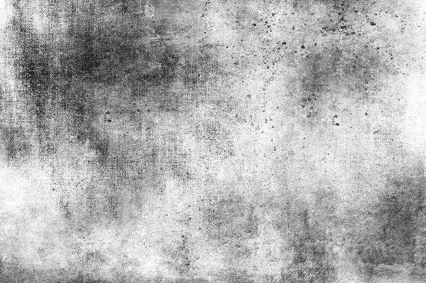 Art grunge background in black and white stock photo