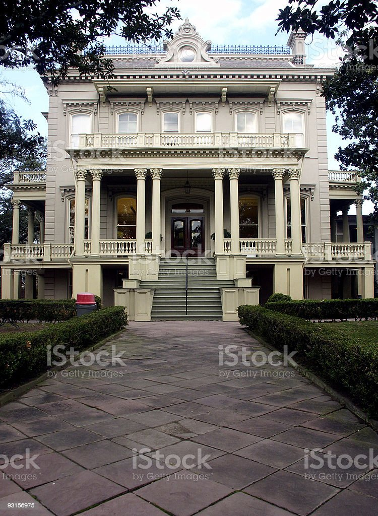 Art House stock photo