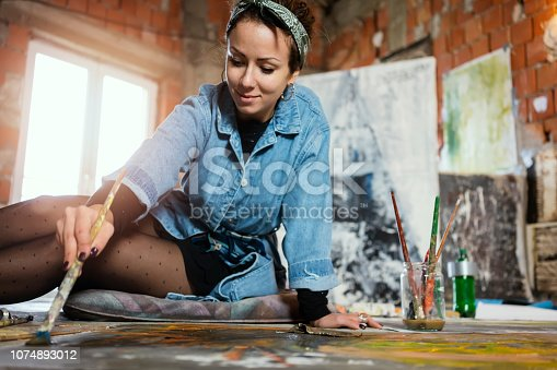 istock Art is my life 1074893012