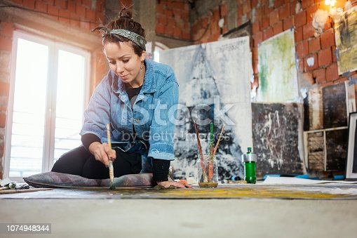 istock Art is my life 1074948344