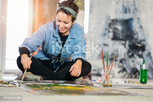 istock Art is my life 1075025296