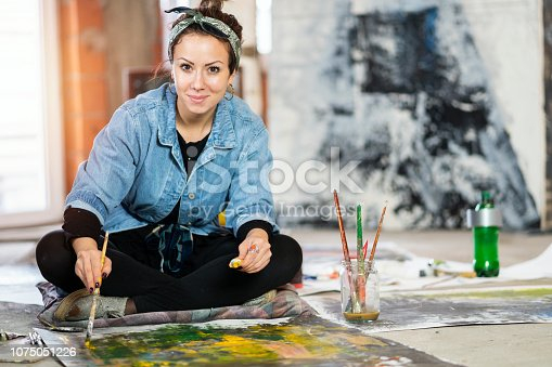 istock Art is my life 1075051226