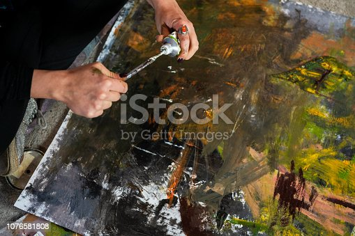 istock Art is my life 1076581808