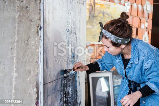 istock Art is my life 1076673384