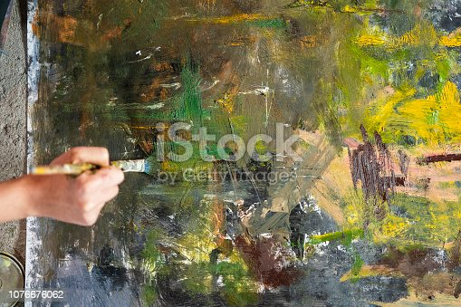 istock Art is my life 1076676062