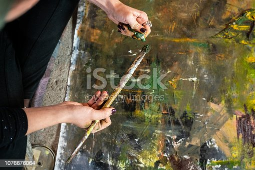 istock Art is my life 1076676064