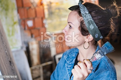 istock Art is my life 1076676416