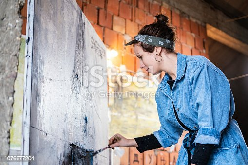 istock Art is my life 1076677204