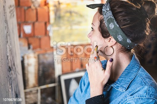 istock Art is my life 1076678138