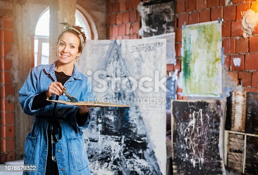 istock Art is my life 1076679322